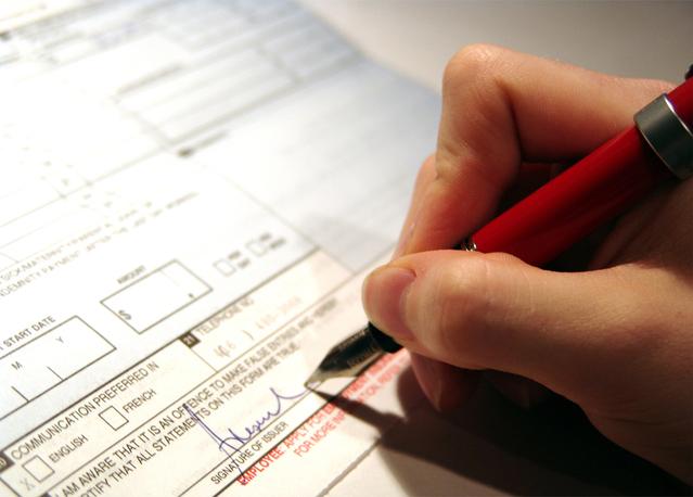 Contract overeenkomst tekenen zzp en opdrachtgever