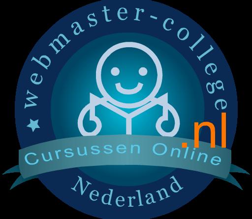 Online leeromgeving in Moodle - webmaster cursussen online